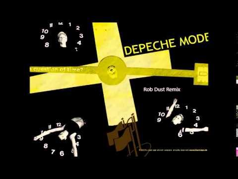 depeche mode time