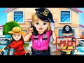 🎮 Fun Baby Care - Baby Cops Learn and Play Police Academy Kids Games    Educational Games For Kids