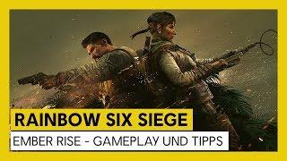 Rainbow Six Siege – Ember Rise : Gameplay und Tipps | Ubisoft [DE]