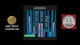 """Audiobook """"Drive Your Plow Over the Bones of the Dead"""" by Olga Tokarczuk, Earphones Award Winning Audiobook"""