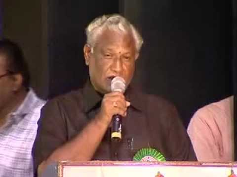 Telugu Stage Concert on 06-11-11.Introduction by Sri NVS Chalapati.flv