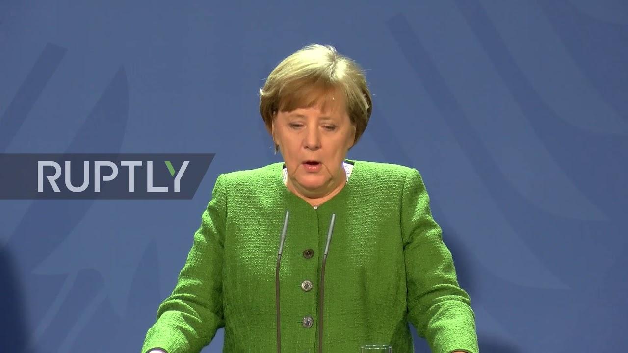 Germany: Merkel, Rutte talk EU, Brexit and future cooperation in Berlin