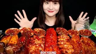 해산물 한국 음식seafood korean foodma…