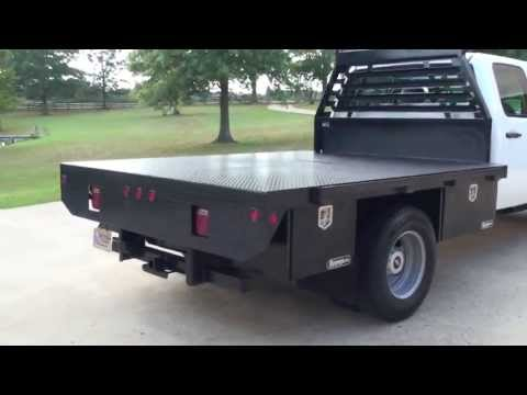 HD VIDEO 2013 CHEVROLET 3500 CREW CAB 4X4 FLAT BED USED TRUCK FOR SELL SEE WWW SUNSETMILAN COM