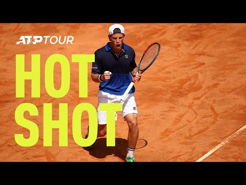 Hot Shot: Schwartzman's Moment Of Magic | Rome 2019