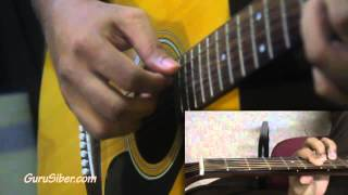 Learn how to Play Fingerstyle Guitar - Still Loving You (Intro)
