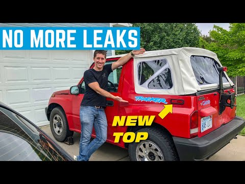 fixing-the-water-leaks-on-the-$400-geo-tracker-*new-top*