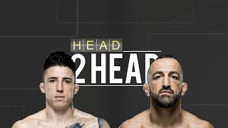 Head2Head Dublin: Norman Parke vs. Reza Madadi