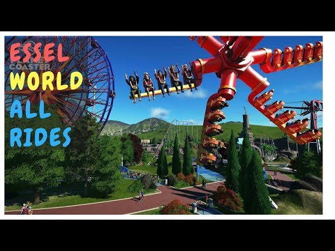 Esselworld | Esselworld rides | all rides ,Amusement Park In Mumbai | Amusement Park In Mumbai, ein