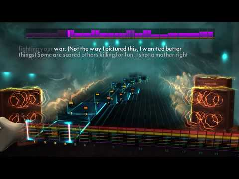 Rocksmith 2014 | CDLC | Avenged Sevenfold - MIA (Lead)