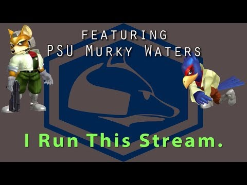 I Run This Stream. A PSU Murky Waters Combo Video