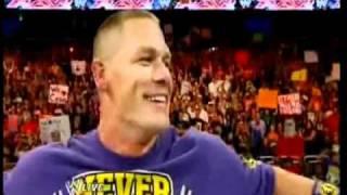 Cena Sucks / Lets Go Cena chants