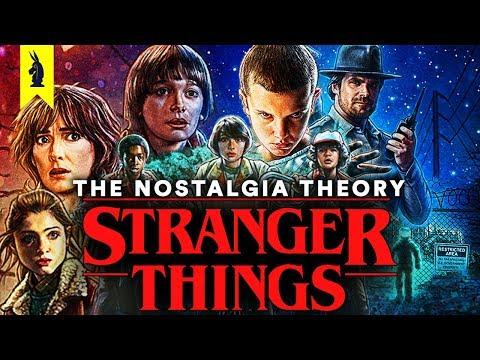 Netflix's Stranger Things: A Theory On Nostalgia – Wisecrack Edition