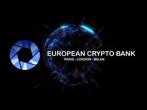 European Crypto Bank Ico Review [English-EN]