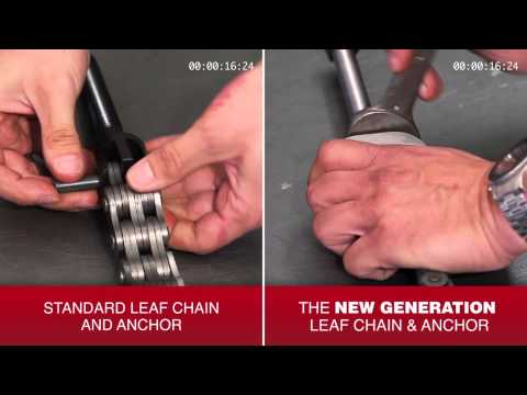 Rexnord New Generation Leaf Chain & Anchor.mov