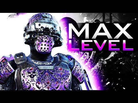 MAX LEVEL | BEST WEAPON in Advanced Warfare?