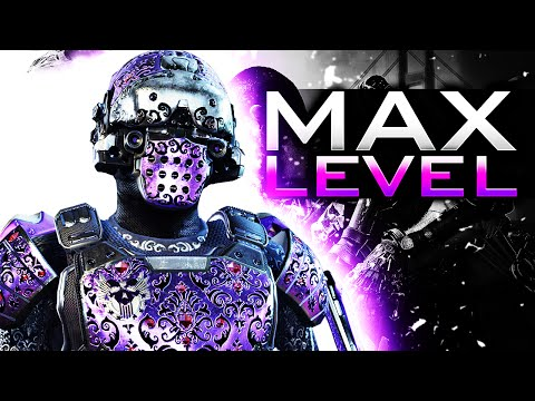 MAX LEVEL | BEST WEAPON in Advanced Warfare?