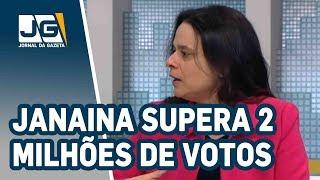 Janaina Paschoal Supera 2 Milhões De Votos