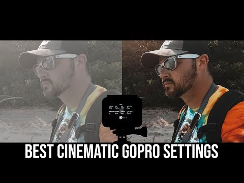 Gopro hero 5 black settings for night video