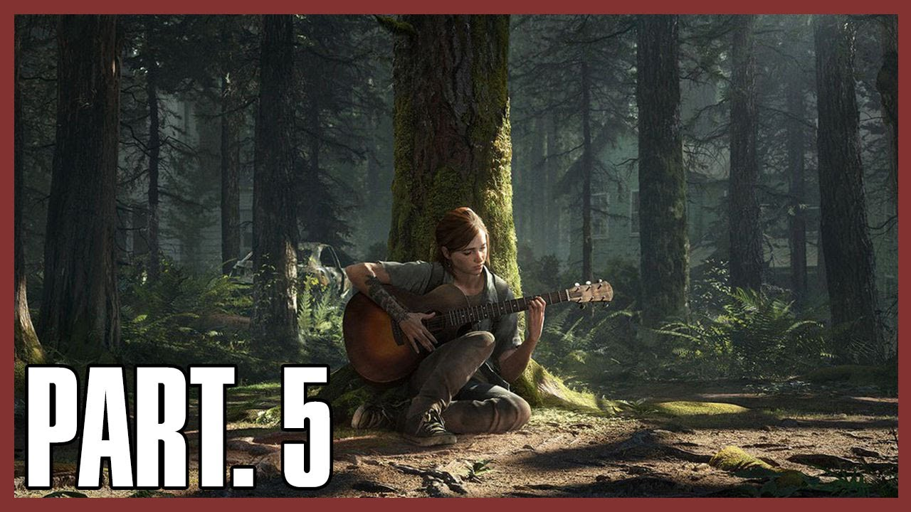 The Last of US 2 Episode 05 • Les scars !