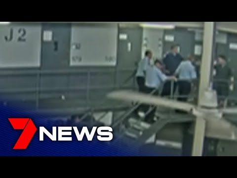 Prison Governor Convicted Of Assaulting Inmate At Silverwater Jail | 7NEWS