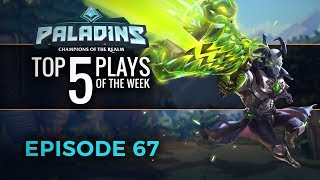 Paladins - Top 5 Plays #67