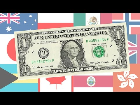 What $1 Equals Around The World
