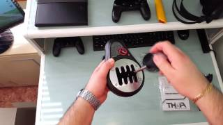 Gear Box Manual Shifter Thrustmaster TH8A Add-On Unboxing 2016