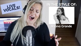 1 Girl 13 Voices (Adele, Christina Aguilera, Celine Dione, Norah Jones, and More)