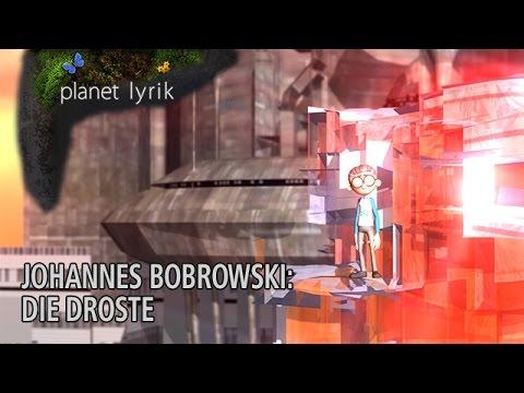 Johannes Bobrowski Die Droste Planetlyrikde