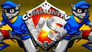 Sly Cooper: High Class Heist - Community Versus