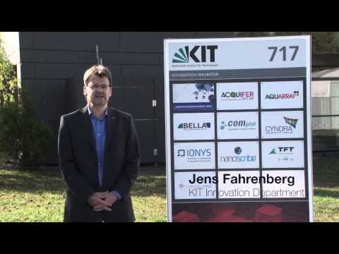 Entrepreneurship and Innovation at KIT