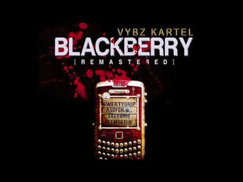 🔥 Vybz Kartel - Blackberry (Remastered) [Official Audio] July 2017