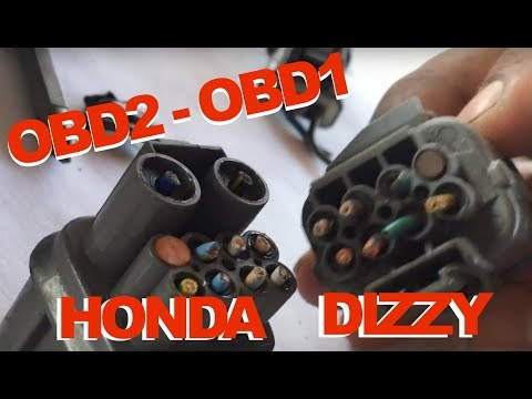 Converting distributor wires OBD2 to OBD1 or OBD1 to OBD2 DIY JUMPER on