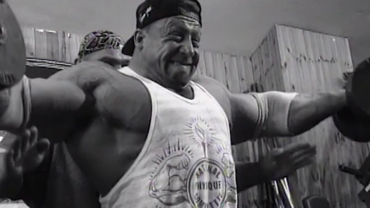 Dorian Yates - Whatever it takes