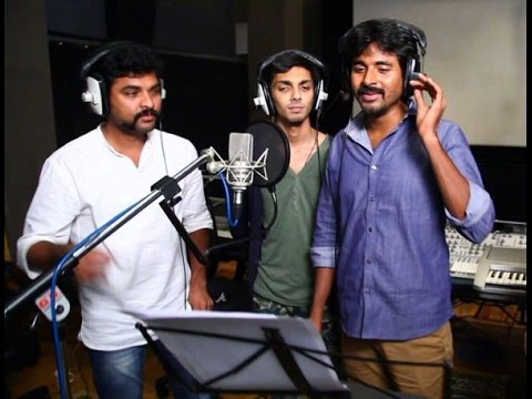 Sivakarthikeyan and Anirudh sing Eduku Machan song for Vimal's Mapla Singam