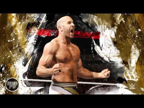 2016: Cesaro 9th WWE Theme Song -