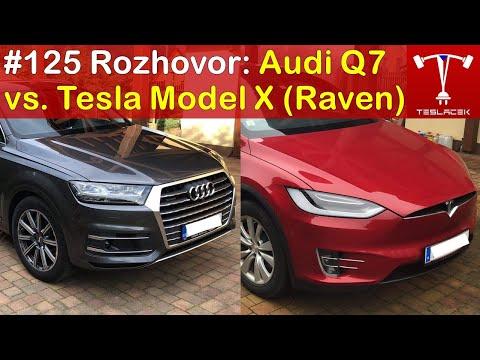 #125 Pavel Höfner: Přechod z Audi Q7 na Teslu Model X | Teslacek