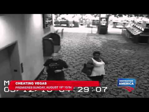 Cheating Vegas | Destination America Promos (Launch)