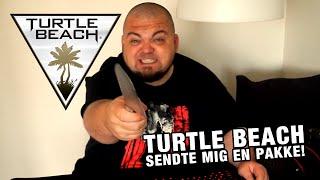 [DANISH] TURTLE BEACH SENDTE MIG EN PAKKE!