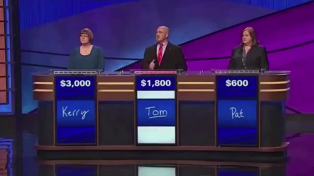 Jeopardy - What is the age of consent? - YouTube