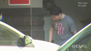 Raw video: Workers packing up, moving out of Chinese consulate in Houston