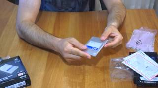 Toshiba Q-Series PRO SSDs Unpacking and First Look