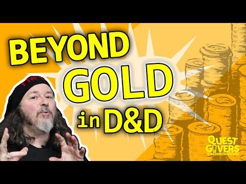 D&D Quest Rewards - Beyond Gold! [Advanced Game Master Tips]