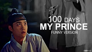 100 days my prince ; funny moments pt2.