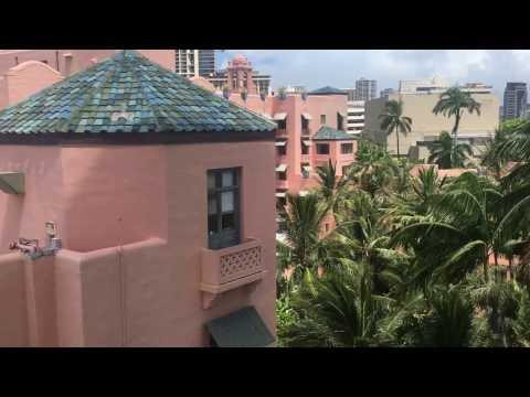 Royal Hawaiian Honolulu - Mailani Tower Ocean Corner Room