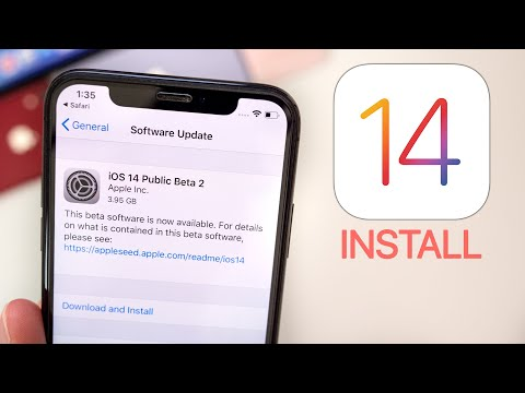 iOS 14 Public Beta Released – How to Install!