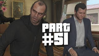 NEW Grand Theft Auto 5 Gameplay Walkthrough Part 51 includes Missio...