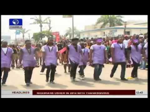 Travel Guide: Colour, Music, Dance And Fun At Grand Finale Of CARNIRIV 2013 Pt.2