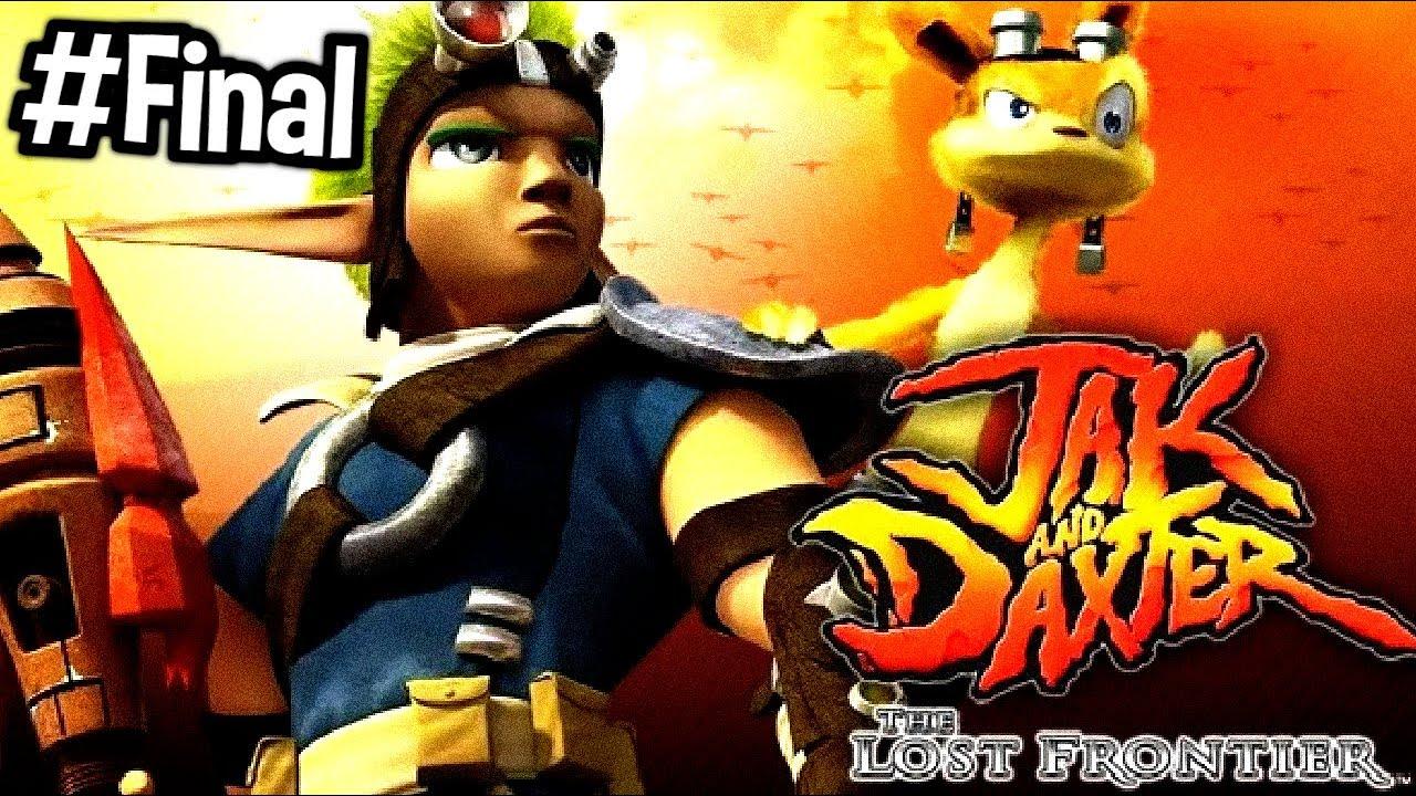 Jak and Daxter: La Frontera perdida (PSP) |Parte.FINAL| Terminando con Fuerza |En 2.0|